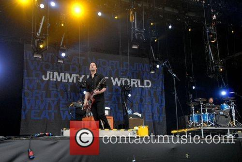Jimmy Eat World  Download Festival 2008 -...