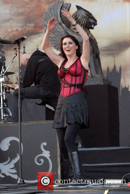 Within Temptation 13