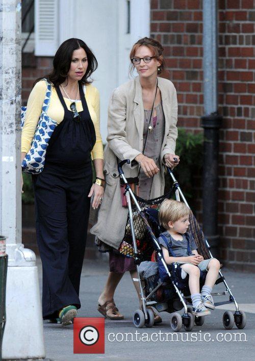 On the 'Motherhood' film set in Greenwich Village