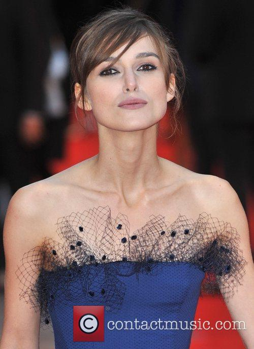 Keira Knightley, Odeon Leicester Square