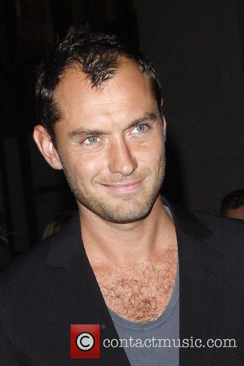 Jude Law Launch of the new Alfred Dunhill...