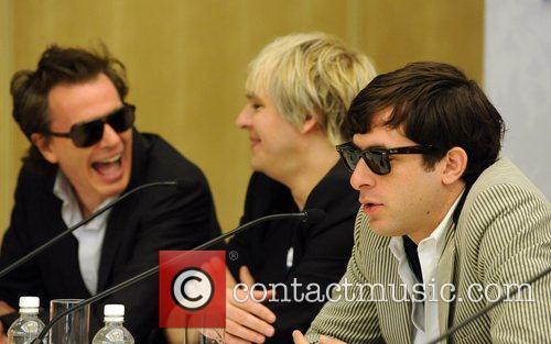 John Taylor and Nick Rhodes of Duran Duran...