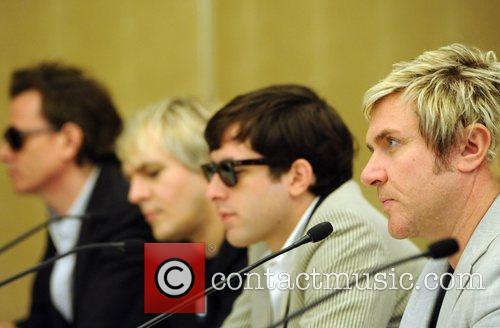 John Taylor, Nick Rhodes and Simon Le Bon 5