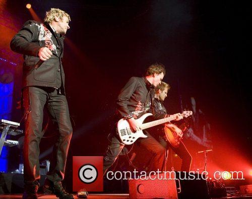 Duran Duran in Concert at the NIA