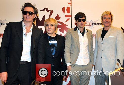 John Taylor, Duran Duran, Nick Rhodes and Simon Le Bon 9