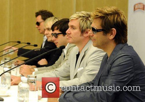 John Taylor, Duran Duran, Nick Rhodes and Simon Le Bon 8