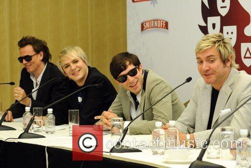 John Taylor, Duran Duran, Nick Rhodes and Simon Le Bon 7