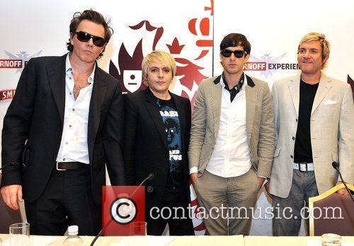 John Taylor, Duran Duran, Nick Rhodes and Simon Le Bon 10