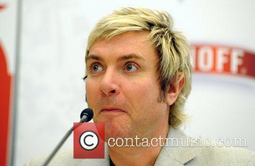 Simon Le Bon of Duran Duran at a...