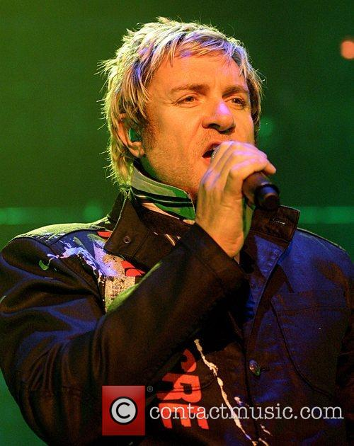Duran Duran performing live at the Echo Arena...