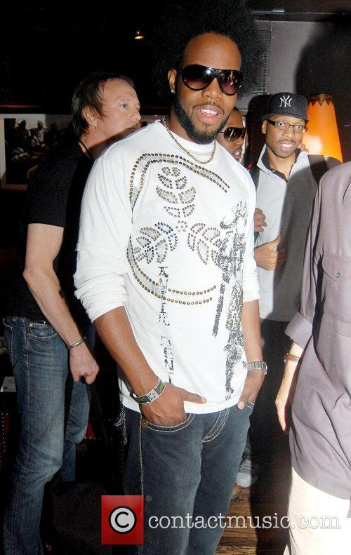 Release party for Dwele's new album ' Some...