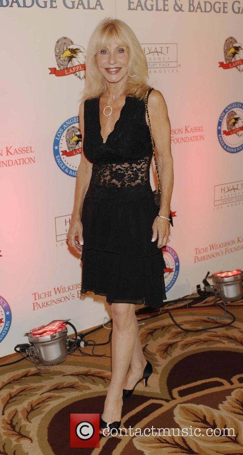 Carla Ferrigno 2008 Eagle & Badge Gala held...