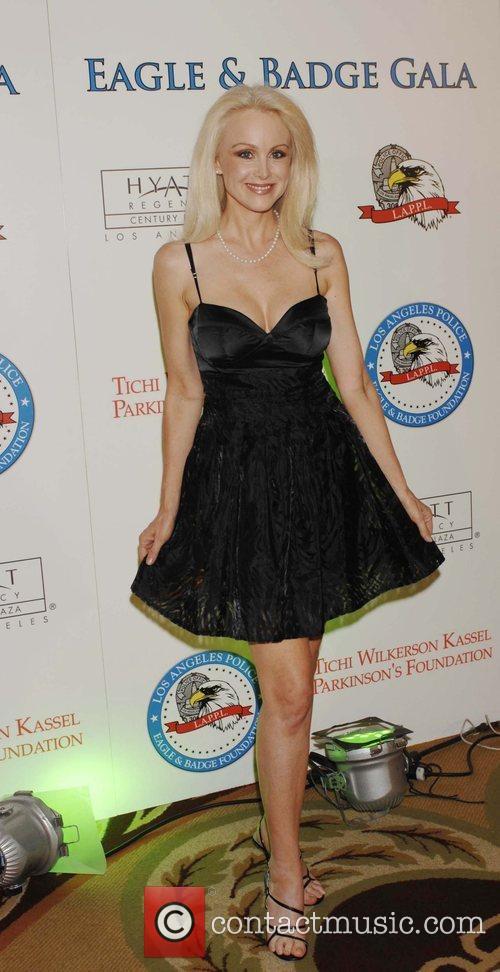 Donna Spangler 2008 Eagle & Badge Gala held...