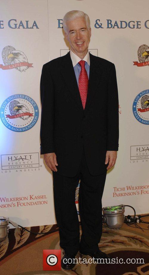Former California State Governor Gray Davis 2008 Eagle...
