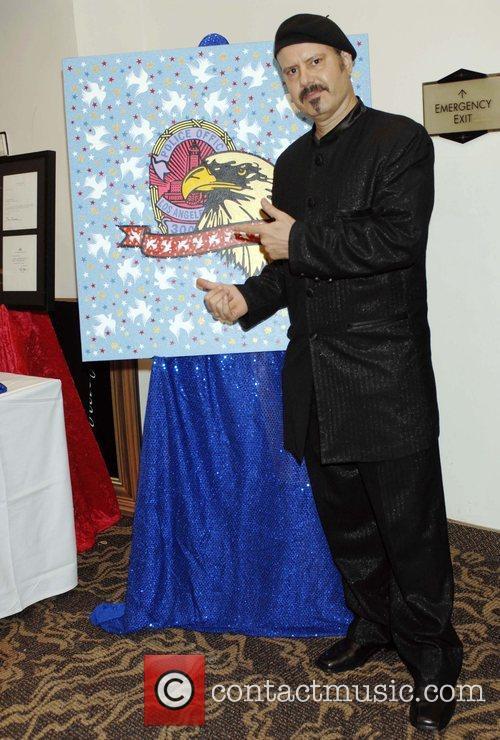 Metin Bereketli 2008 Eagle & Badge Gala held...