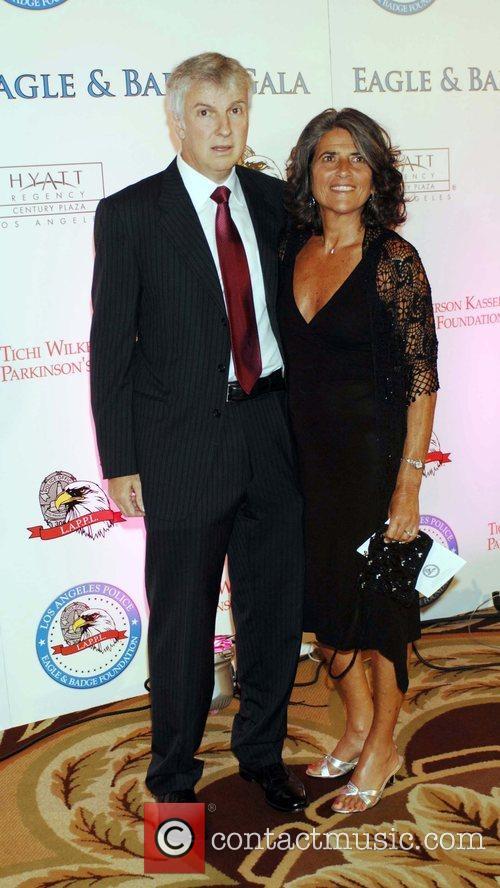 Pete Katona, Dorothy Katona 2008 Eagle & Badge...
