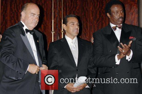 Arthur Kassel, Mayor Antonio Villaraigosa, Jim Hill 2008...