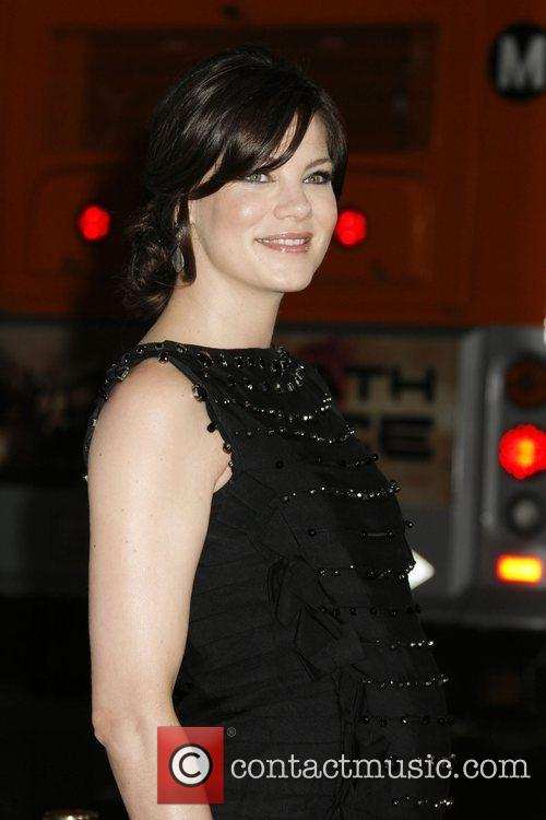 Michelle Monaghan at the Los Angeles Premiere of...