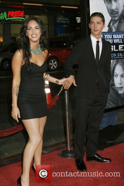 Los Angeles Premiere of 'Eagle Eye' - held...