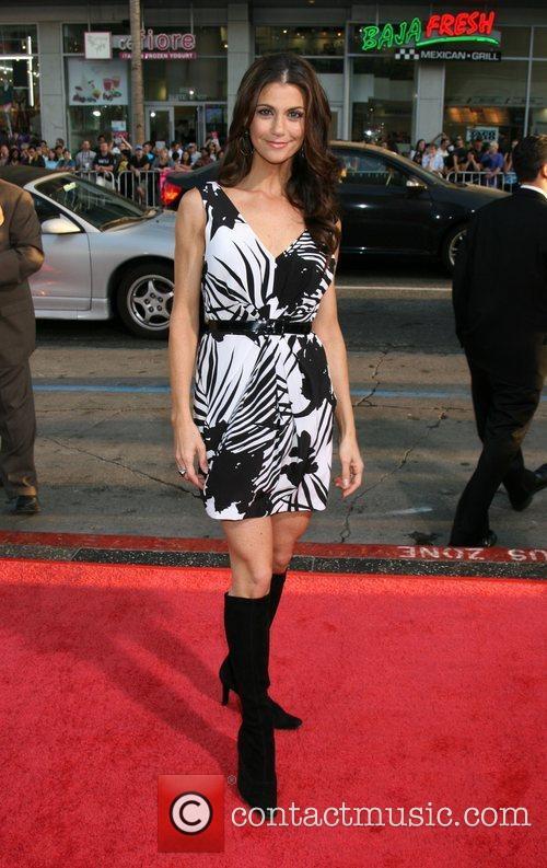 Samantha Harris Los Angeles Premiere of 'Eagle Eye'...