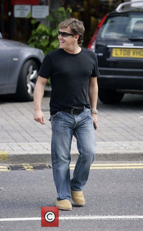 Sid Owen who plays Ricky Butcher in Eastenders...