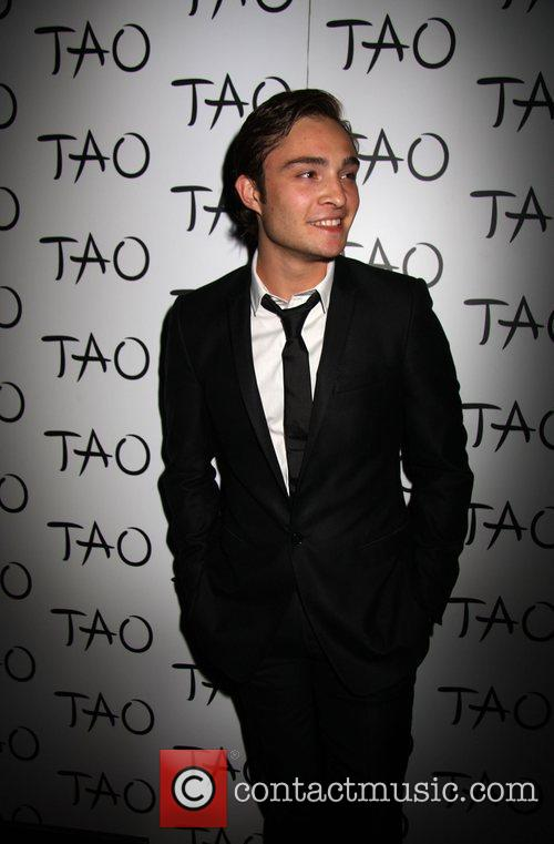 Of television show 'Gossip Girl' celebrates his 21st...