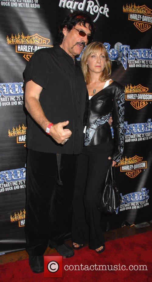 Carmen Appice and Guest Eddie Trunk's 25th Anniversary...