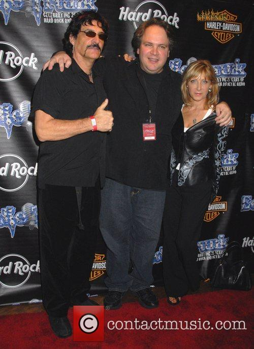 Carmen Appice, Toni Iommi and Guest Eddie Trunk's...