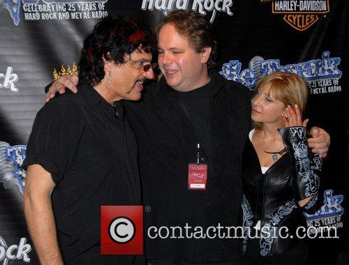 Eddie Trunk, Carmen Appice and Guest Eddie Trunk's...