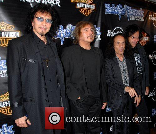 Geezer Butler, Tony Iommi, Ronnie James Dio and...