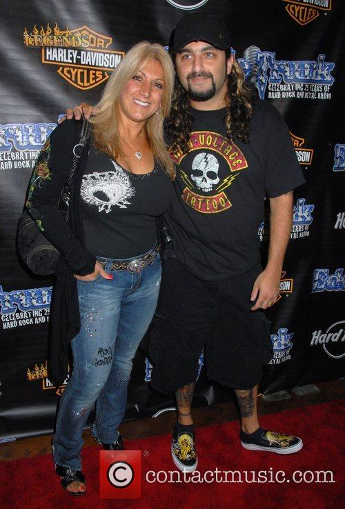 Mike Portnoy and Guest Eddie Trunk's 25th Anniversary...