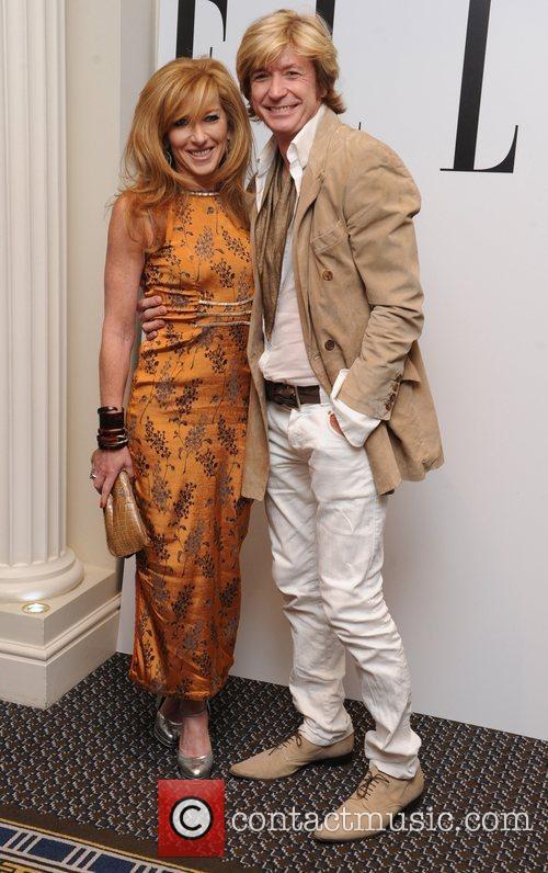 Kelly Hoppen and Nicky Clarke 4