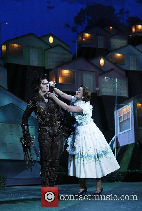 Edward Scissorhands, Sydney Opera House