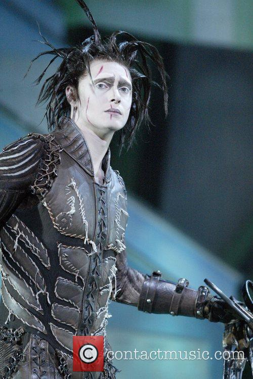 Edward Scissorhands 8