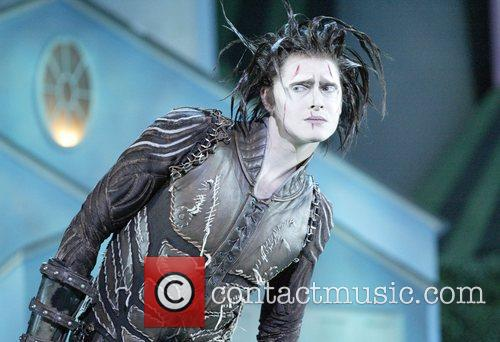 Edward Scissorhands 14