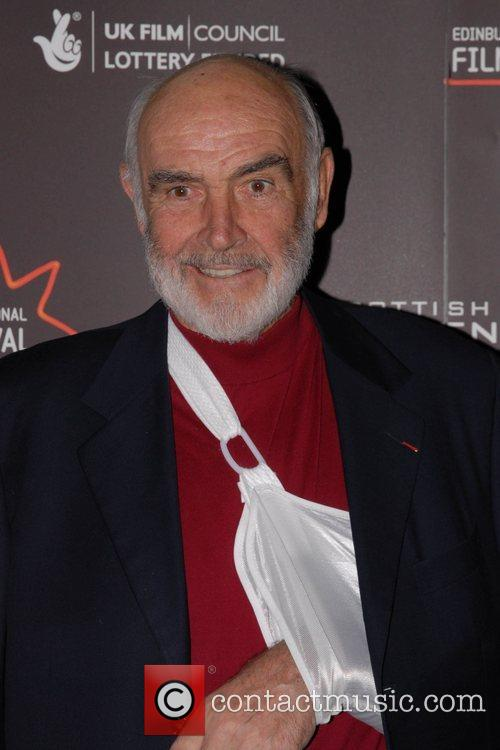 Sean Connery and The Edge