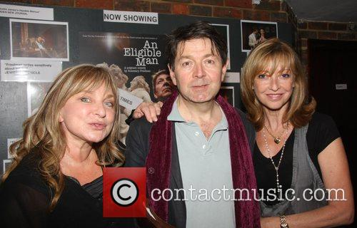 Helen Lederer, Graham Seed and Sharon Maughan at...