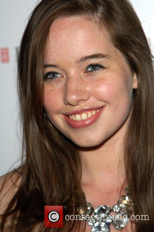 Anna Popplewell and 24 Club