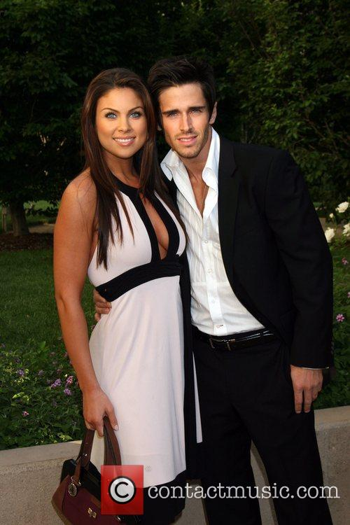 Nadia Bjorlin and Brandon Beemer Academy of Television,...