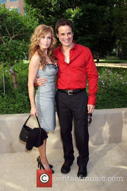 Tracey Bregman and Christian LeBlanc Academy of Television,...