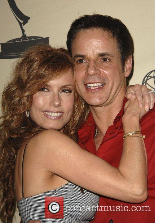 Christian LeBlanc and Tracey Bregman Academy of Television,...