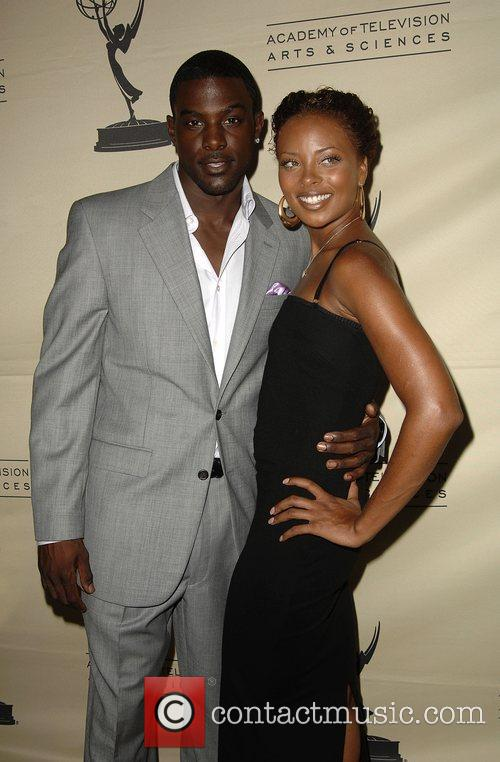 Eva Pigford and guest Academy of Television, Arts...