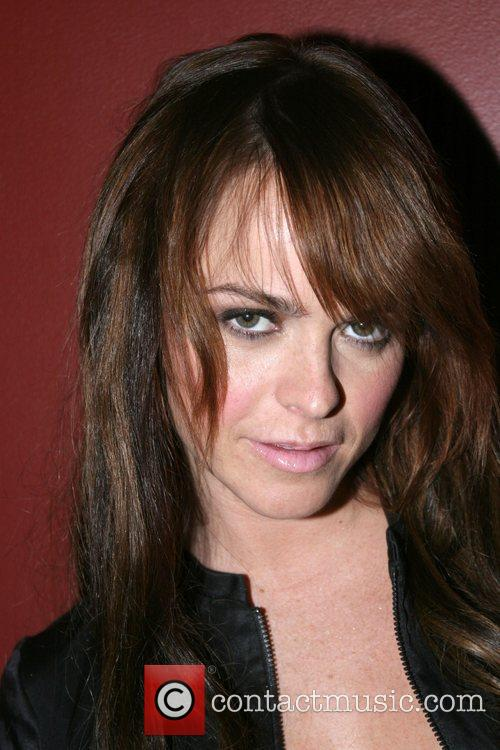 Taryn Manning Opening of The Empire Rooftop Restaurant...
