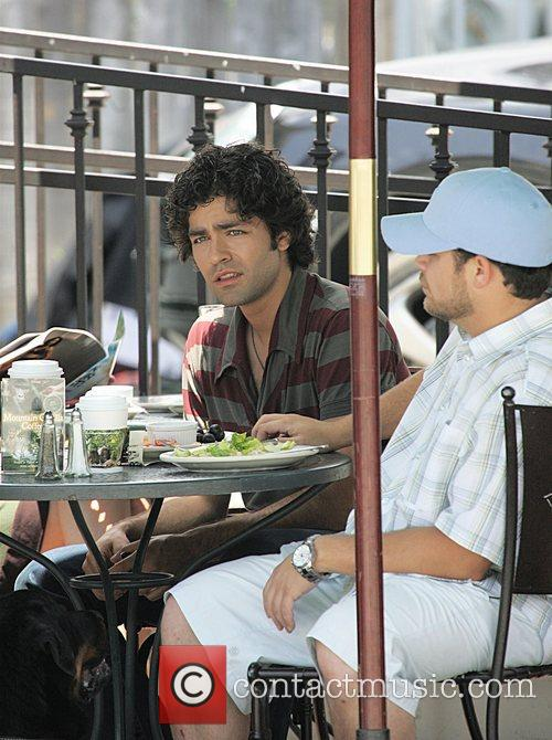 Adrian Grenier and Hbo 1