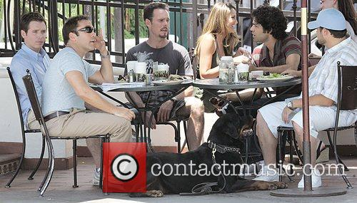 Kevin Connelly, Adrian Grenier, Hbo and Jeremy Piven 3