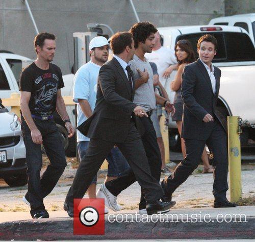 Matt Dillon, Adrian Grenier, HBO and Jeremy Piven 1
