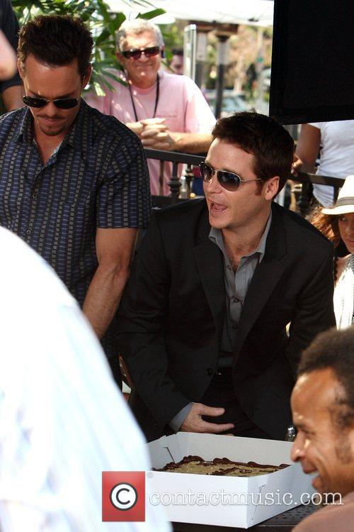 Kevin Dillon, Kevin Connolly The cast of HBO's...