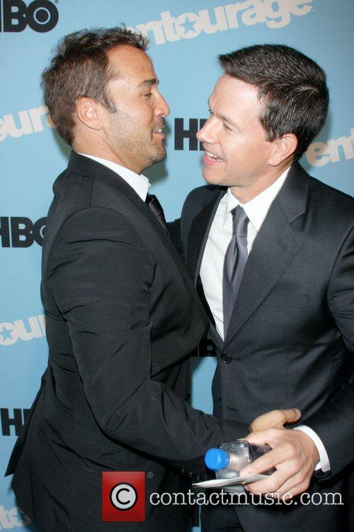 Jeremy Piven and Mark Wahlberg 1