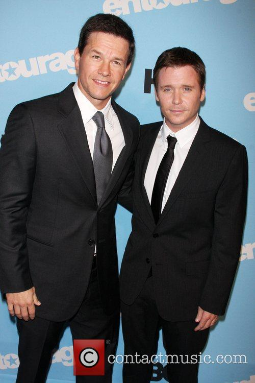 Mark Wahlberg and Kevin Connolly 2