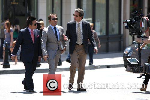 Jeremy Piven, Gary Cole and Rex Lee 1